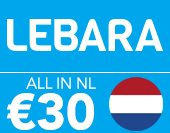 Lebara All in NL €30