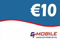 GT Mobile €10