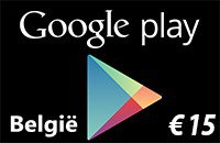 Google Play BE €15