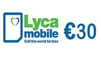 Lycamobile BE €30