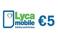 Lycamobile  BE   €5