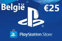 Playstation BE €25