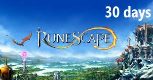 Runscape 30 days