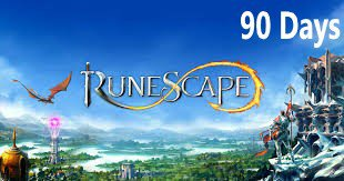 Runscape 90 days