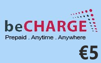 BeCharge BE €5
