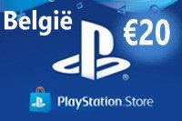 Playstation BE €20
