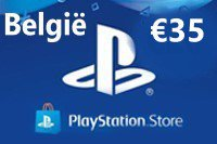 Playstation BE €35