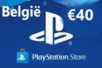 Playstation BE €40